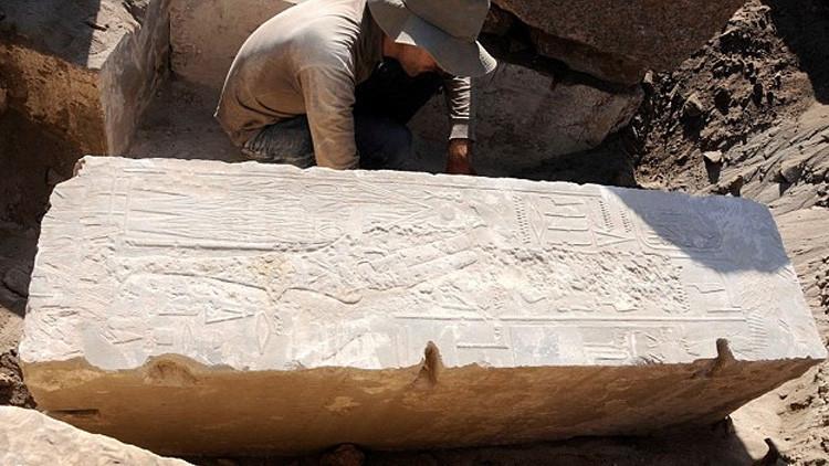 Hatshepsut emerge del olvido histórico mostrando su rostro femenino