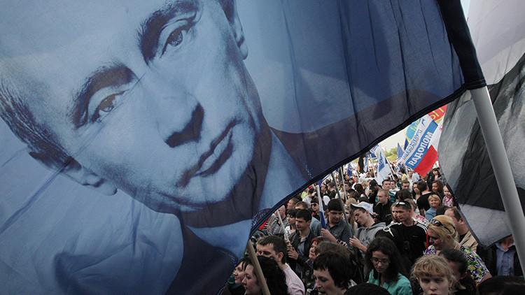 """""""Cuanta más presión externa hay, más unida está Rusia"""""""