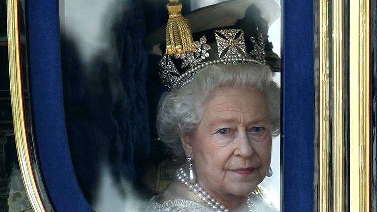 Los 'extraños' derechos exclusivos de Isabel II