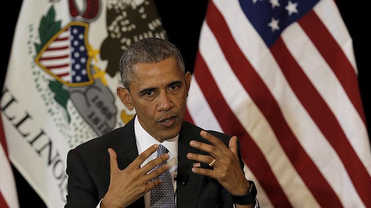 """""""Monstruosa intromisión"""": El apoyo de Obama a la permanencia de Reino Unido en la UE causa polémica"""