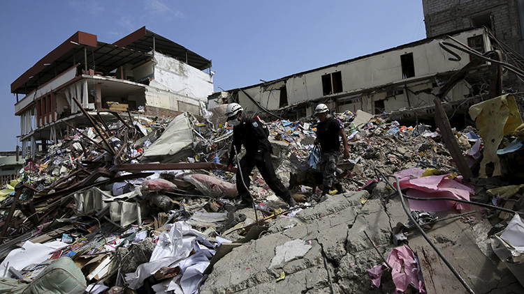 Los ricos pagarán por la recuperación de Ecuador tras el terremoto
