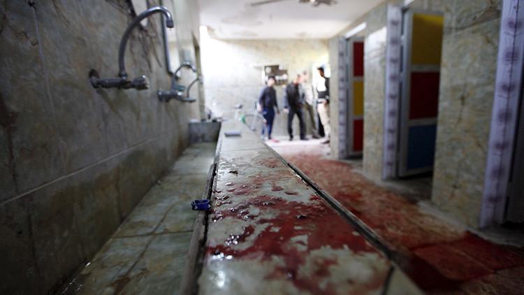 Múltiples víctimas en un atentado suicida en una mezquita chiita en Irak