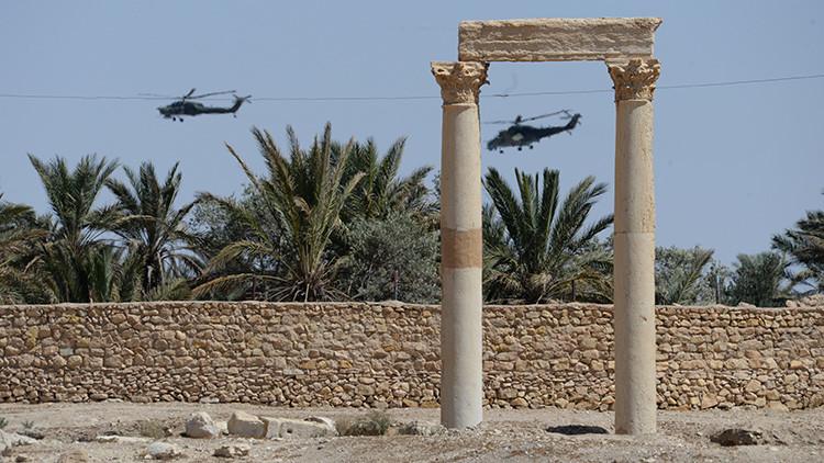 """La """"guerra informativa"""" que Occidente lleva a cabo en torno a la liberación de Alepo"""