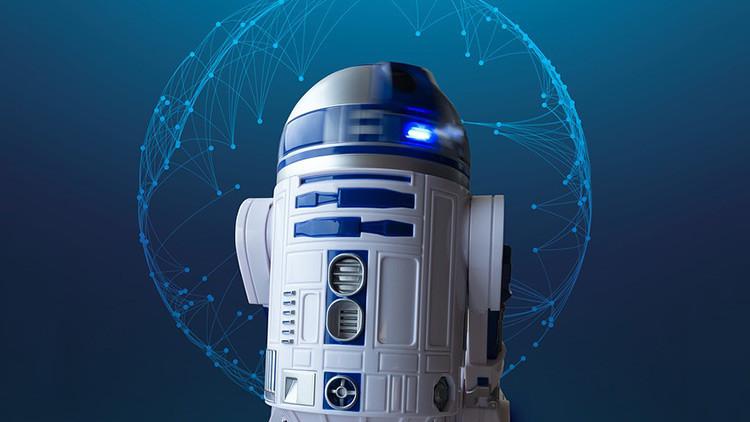 China 'reclutará' robots antidisturbios como R2-D2 para patrullar en los lugares públicos