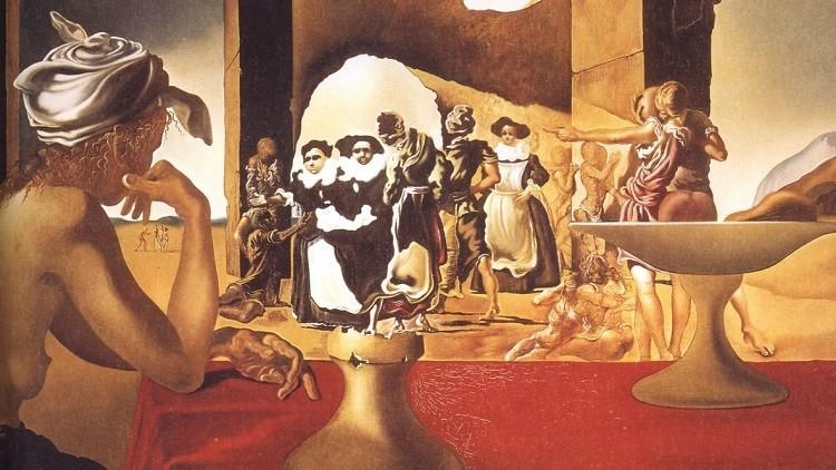 Dalí ayuda a los psicólogos decodificar nuestro cerebro