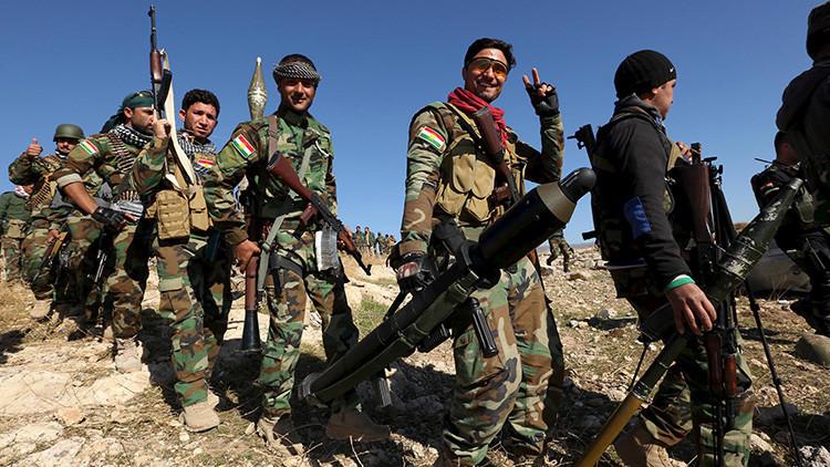 """Rusia """"eclipsa"""" a EE.UU. en su alianza con los kurdos"""