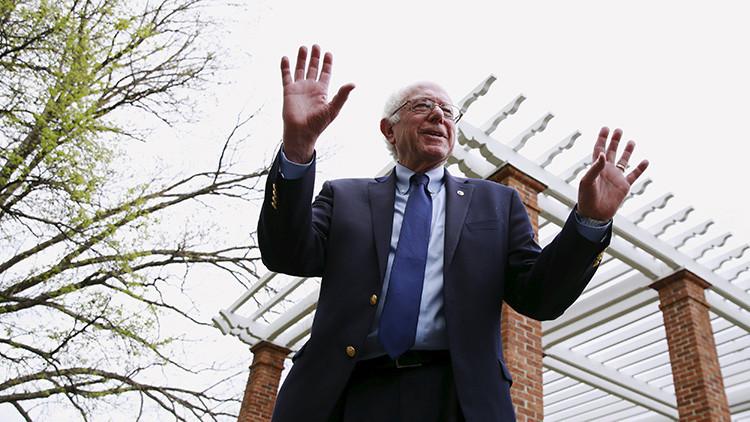 Bernie Sanders sigue dando batalla: Muy cerca ya de Hilllary Clinton en el crucial Estado de Indiana