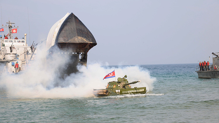 Japón, alarmado por la creciente fuerza militar de Corea del Norte