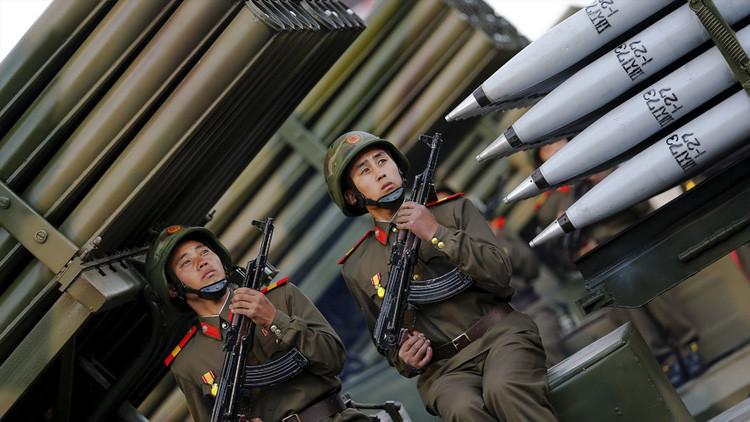 """Pionyang: """"Si EE.UU. detiene sus maniobras con Corea del Sur, suspenderemos las pruebas nucleares"""""""