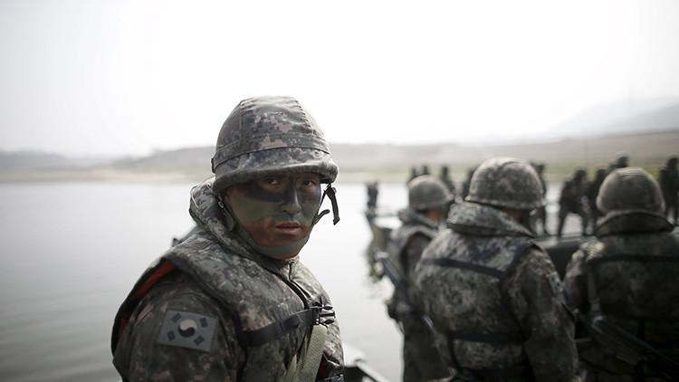 """Seúl: """"El lanzamiento de un misil por Corea del Norte es una provocación y requiere una respuesta"""""""