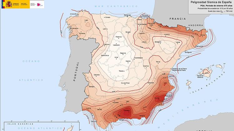 La España sísmica: ¿Es posible que se produzca un terremoto como el de Ecuador?