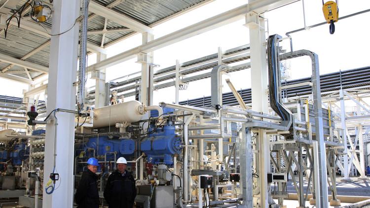 Siria invita a Rusia a participar en la reconstrucción de su sector energético