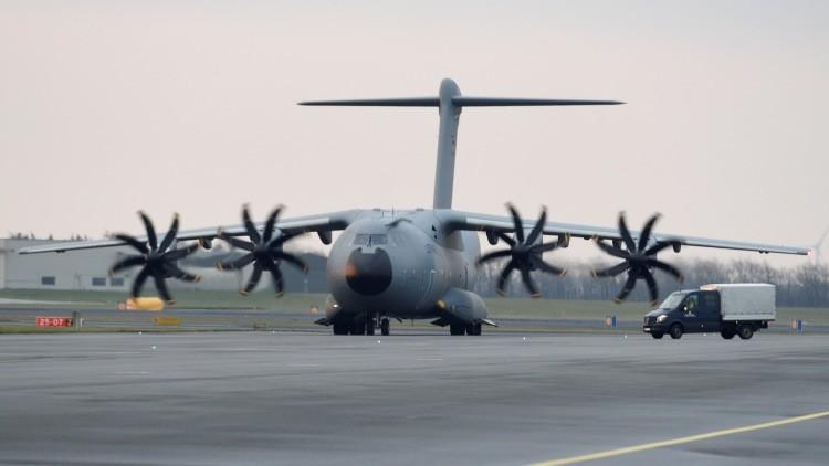 Alemania desembolsará 73 millones de dólares por una base aérea en Turquía