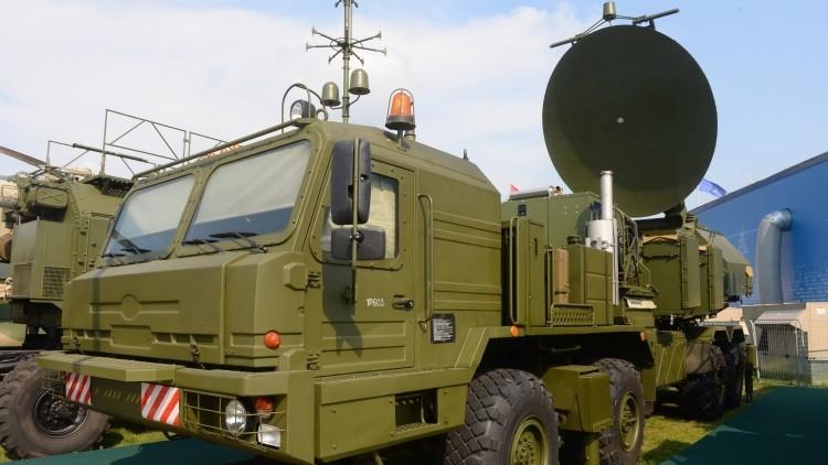 Rusia prueba novedosos y potentes complejos de guerra electrónica