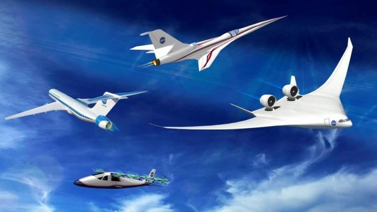 ¿Nueva era en la aeronáutica? La NASA retoma el programa de 'aviones X'