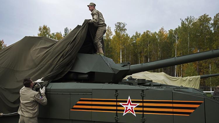 Rusia diseña un sistema universal de misiles basado en la novedosa plataforma de combate Armata