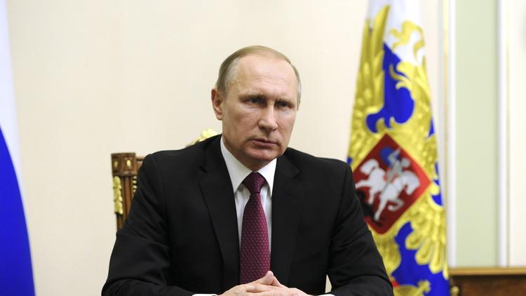 """Putin: """"Chernóbil es una dura lección para toda la humanidad"""""""