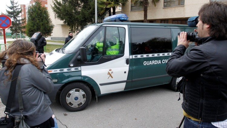 Conducta agresiva en la carretera: Guardia civil drogado mata a tiros a un conductor