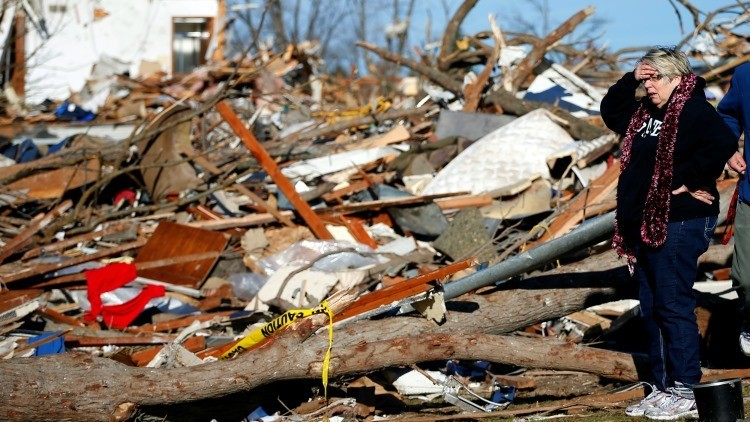 """El mundo, rumbo a la catástrofe: """"Veremos muchos ejemplos de crisis en cascada"""""""