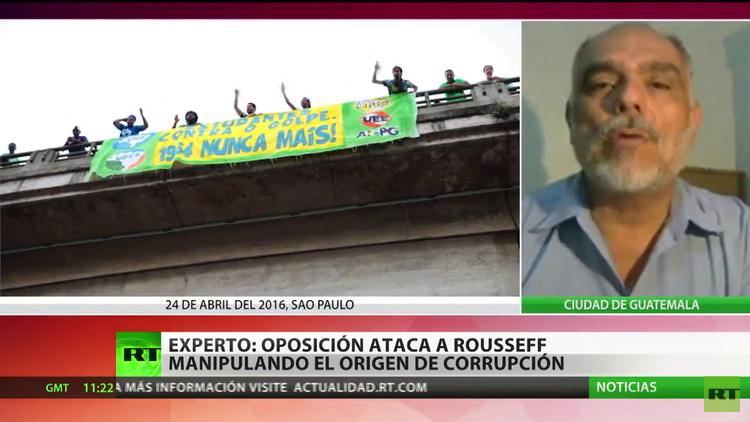 La derecha miente sobre los verdaderos orígenes de la corrupción en Brasil