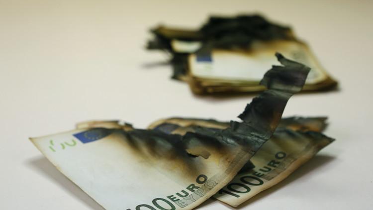 """""""Hay que acabar con el euro"""": ¿Solución a los 'males' de los países mediterráneos?"""