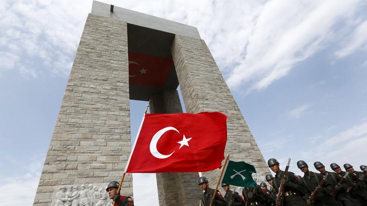 """""""Con el pretexto de la zona de seguridad, Turquía quiere anexionarse parte de Siria"""""""