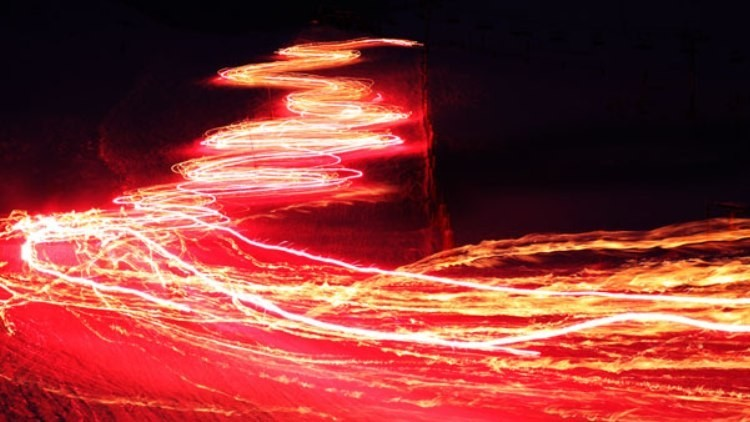 Detectan el enigmático momento angular de la luz