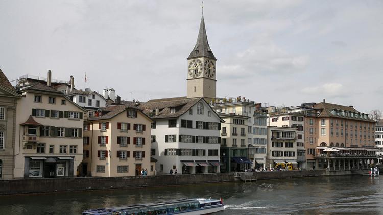Suiza: Un corte de energía masivo sacude Zúrich