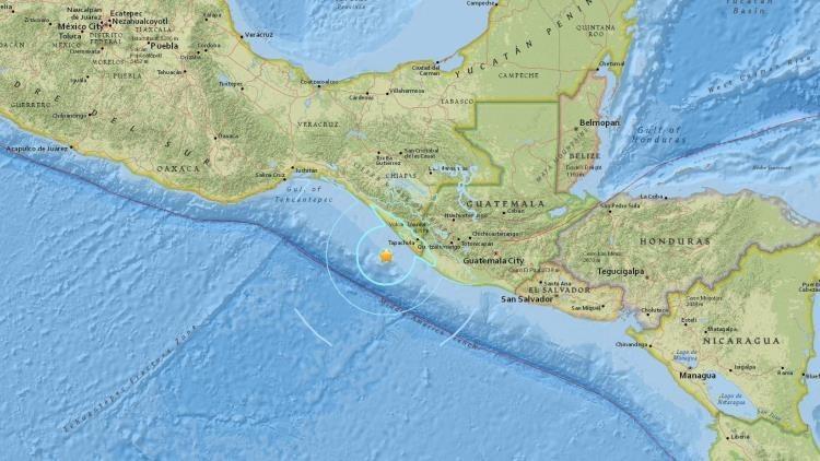 Un sismo de magnitud 6 sacude la costa sur de México