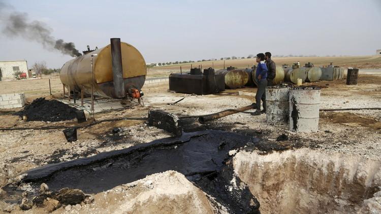 La Fuerza Aérea rusa elimina más de 200 objetivos petrole