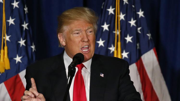 """Trump: """"Hemos provocado que Oriente Medio sea más caótico e inestable que nunca"""""""