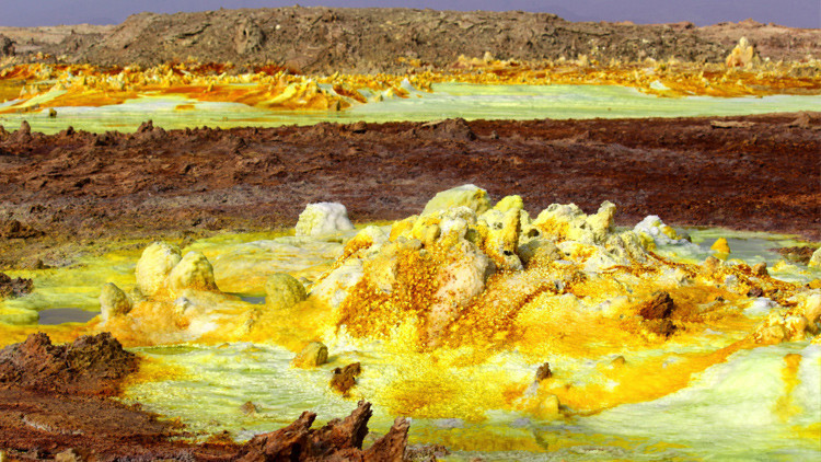 ¿Cómo es la vida en otro planeta?: investigan el lugar más inhabitable de la Tierra (FOTOS)