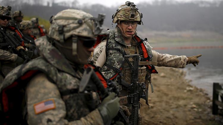 Los militares estadounidenses lucharán hombro a hombro con 'robots asesinos'