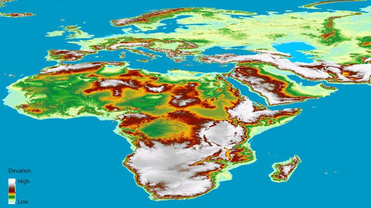 Video: Crean un mapamundi en 3D que ayudará a prevenir desastres naturales