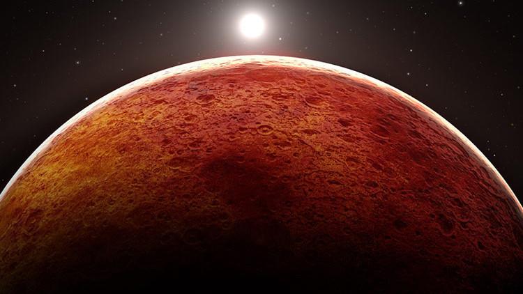SpaceX enviará una nave espacial a Marte en 2018