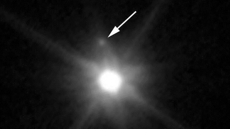 El telescopio Hubble halla una luna escondida en nuestro Sistema Solar