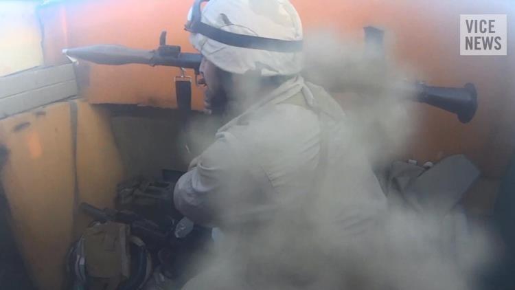 Terrorista del EI graba su muerte y revela el caos y pánico que envuelven los combates (Video, foto)