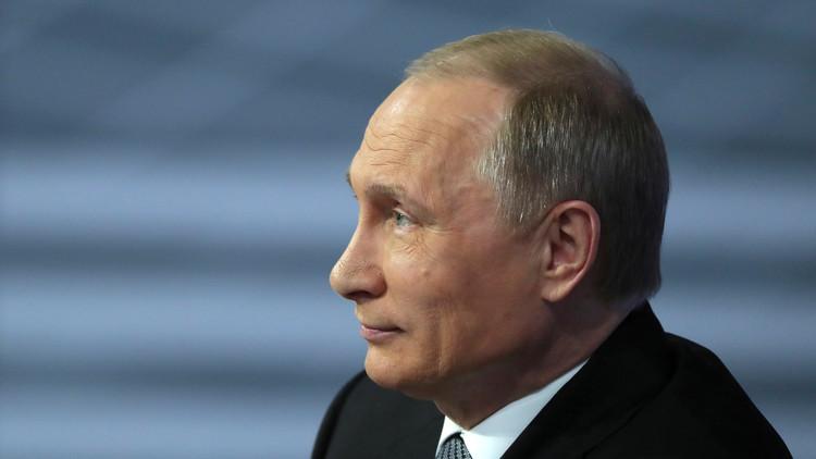Bloomberg: Putin está a punto de hacer realidad su sueño de hace 10 años