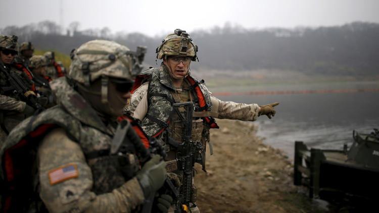 """Ministerio de Exteriores de Siria: """"La llegada de soldados de EE.UU. es una peligrosa invasión"""""""