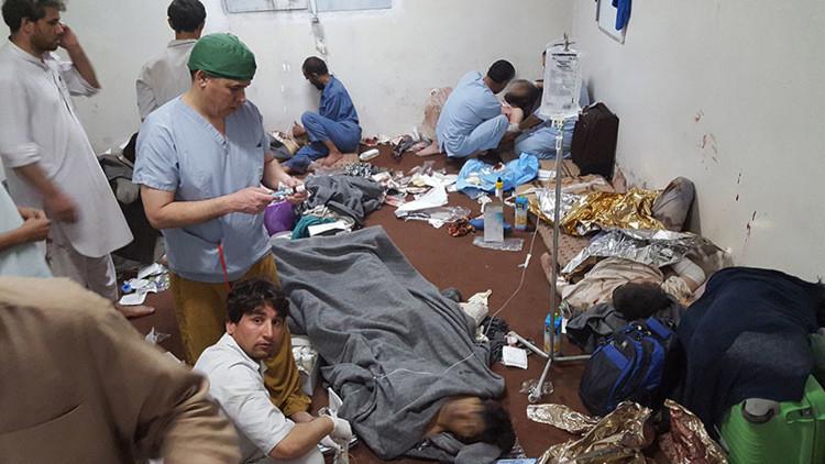 Condenan a 16 militares estadounidenses por el ataque a un hospital en Afganistán