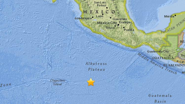 Un terremoto de magnitud 6,6 sacude la costa de México
