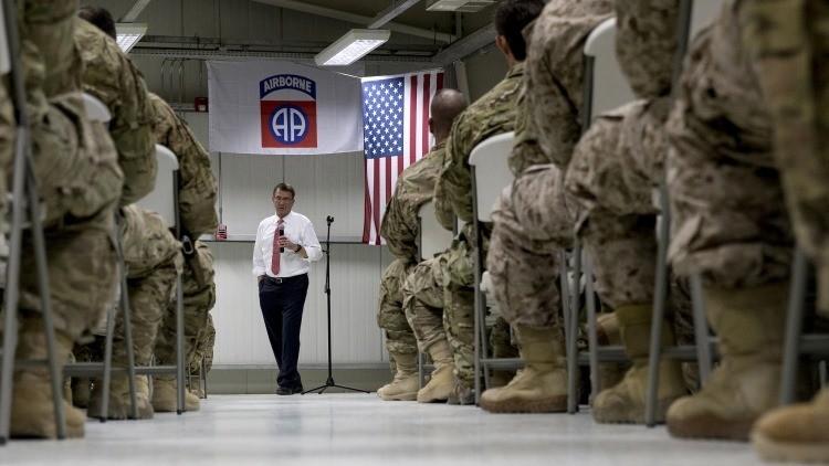 """Rusia: """"El envío de las tropas de EE.UU. a Siria es una violación de su soberanía"""""""
