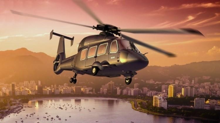 El nuevo helicóptero civil Ka-62 realiza su primer vuelo en Rusia