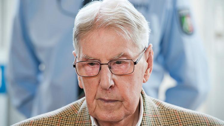 """""""Estoy avergonzado"""": un guardia de Auschwitz pide disculpas a los supervivientes del Holocausto"""