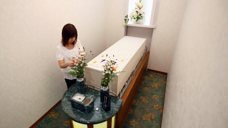 Hoteles para cadáveres, el nuevo negocio lucrativo en Japón