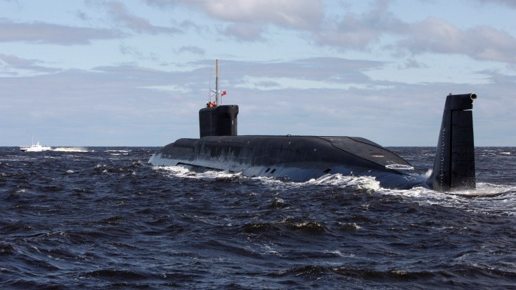 La Armada de Rusia presentará uno de sus 'agujeros negros' en una exposición militar internacional