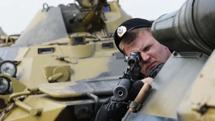De la URSS al 2016: 70.º aniversario de las Unidades Especiales de Rusia