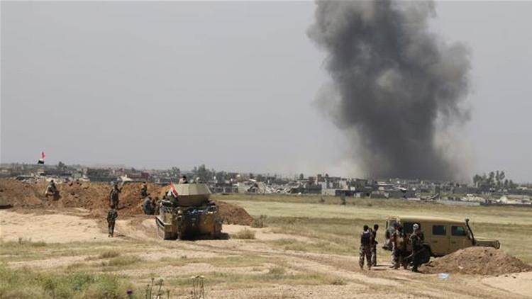 El Ejército iraquí reconquista una ciudad estratégica en la provincia de Kirkuk
