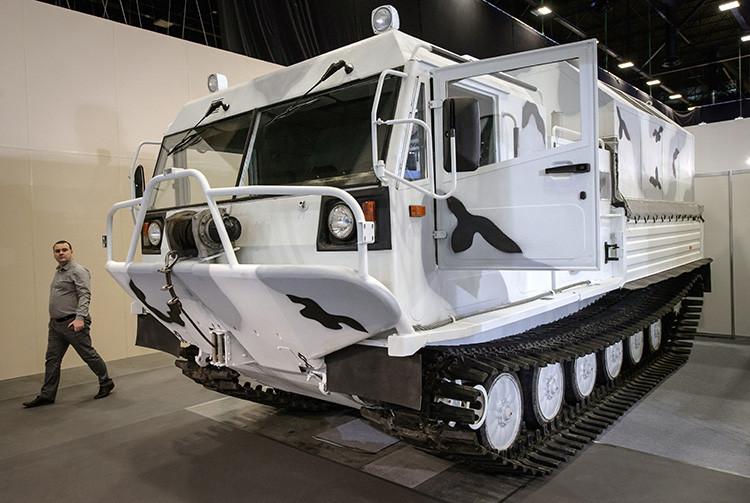 """""""Chetra"""" TM-140A"""