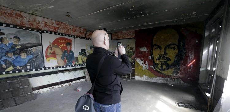 Un retrato de Lenin